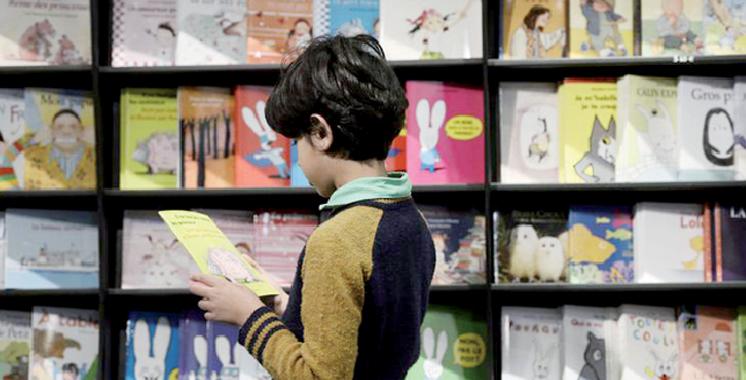 Salon du livre de l'enfant et de la jeunesse: Casablanca à l'heure  de la troisième édition