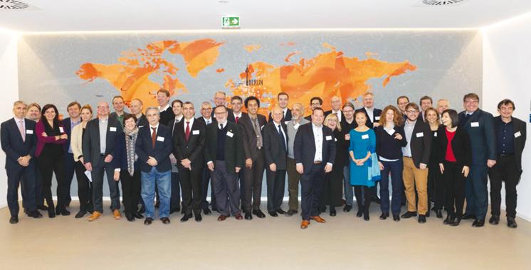 L'UIC à Beclin pour débattre de l'avenir de l'enseignement universitaire mondial