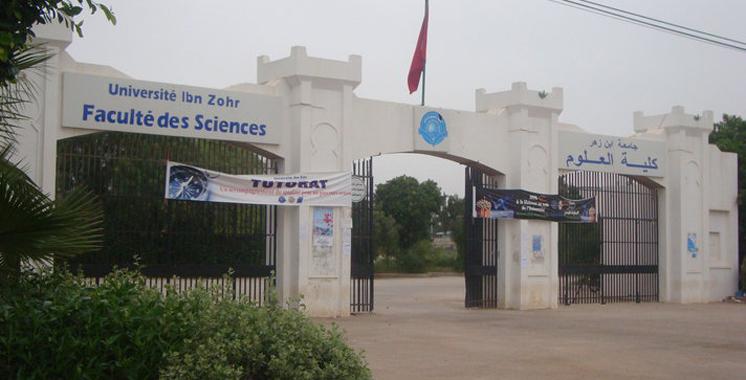 Université Ibn Zohr : 1,1 million DH pour 2 projets scientifiques