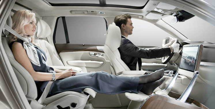 Sécurité d'ici 2020: Zéro mort dans un nouveau véhicule Volvo