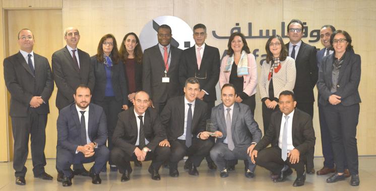 Wafasalaf se démarque aux «European's Global Business Awards 2016»
