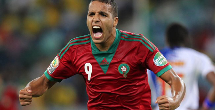 Football : Youssef El Arabi fait son retour dans la liste de Renard