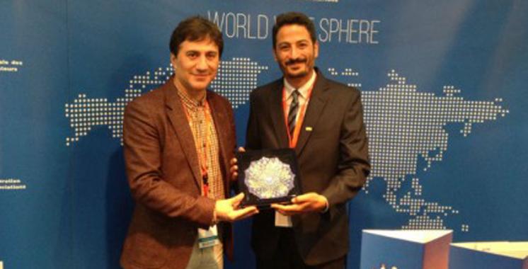 Le Royaume décroche  le «Prix international de l'inventeur» à Taipei