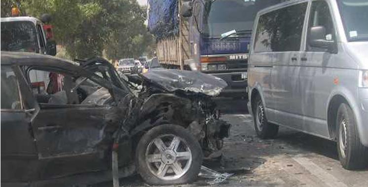 Province de Chefchaouen: Dix morts dans un accident de la route