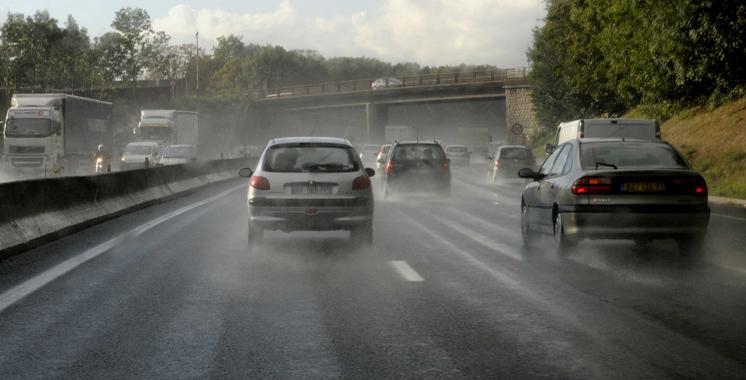 Conditions météorologiques difficiles: Caressez dans le sens du climat