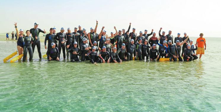 Nage libre : Dakhla à l'heure du Morocco Swim Trek