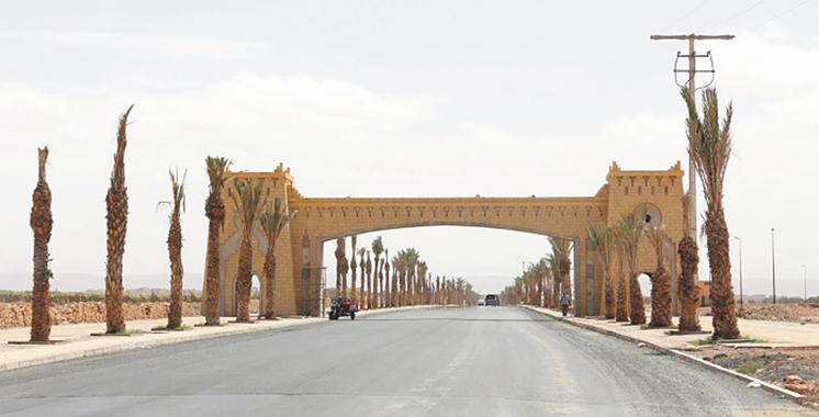 Guelmim-Oued Noun : 21 projets au titre du Pilier II pour la période  2009-2016