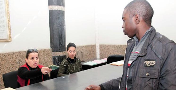 Régularisation des migrants : Les bureaux ouverts  dès ce jeudi