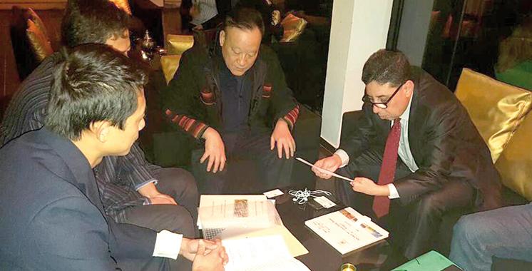 Guelmim-Oued Noun: Les potentialités de la région expliquées à des investisseurs chinois