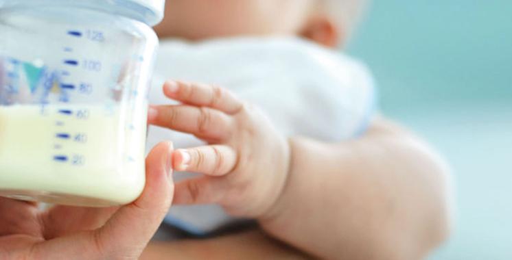Le marché de l'alimentation infantile se porte bien