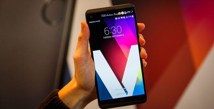 Smartphones: LG s'attaque au segment premium