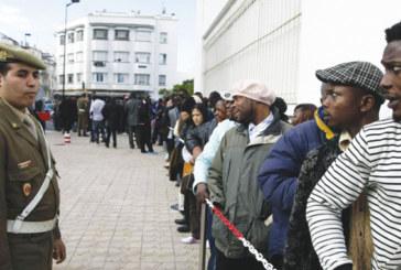 Réflexion: Les migrants débattent de leurs besoins
