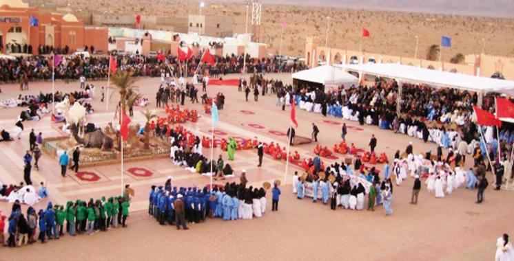 Assa : Le Moussem religieux s'ouvre sur l'Afrique