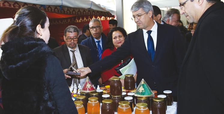 Rabat tient son premier salon régional des produits du terroir