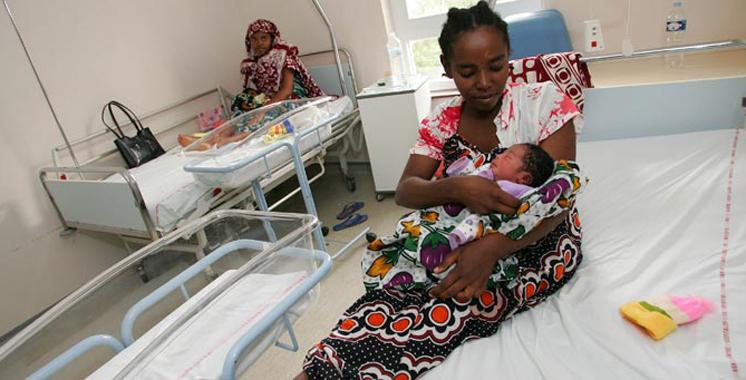 Fès : Des immigrés africains bénéficient des prestations médicales et sociales