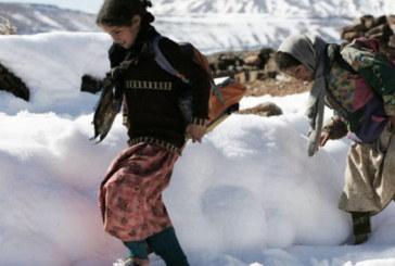 Fortes chutes de neige avec temps froid à partir de samedi