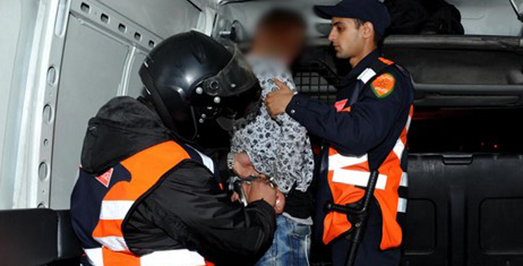 Benguerir : Quatre trafiquants de drogue condamnés à 5 ans de prison chacun