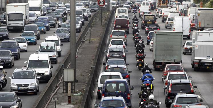 France : Les automobilistes payent des vignettes antipollution