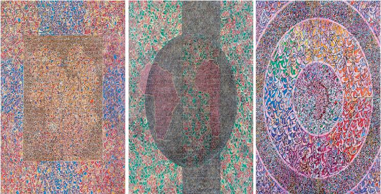 Exposition à Casablanca: Les «Rythmiques» de Qotbi à la So Art Gallery