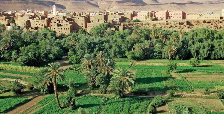 Le 6ème Festival des oasis du 28 au 30 avril à Fam El Hisn