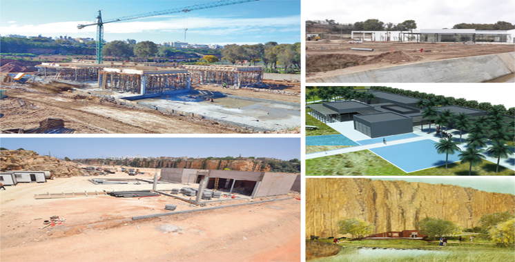 Le parc archéologique de Sidi Abderrahmane livré en début 2017