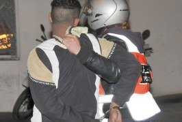 Casablanca : Arrestation  d'un individu pour entrave  à la circulation des véhicules sur la voie publique
