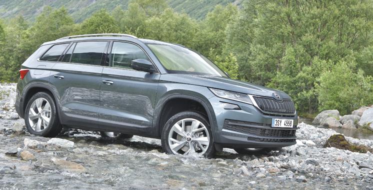 Škoda Kodiaq: L'ours s'attaque au segment du SUV