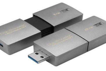 Data Traveler Ultimate GT, une clé USB de 2 To