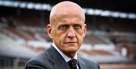 Football : Collina désigné président de la commission des arbitres de la FIFA