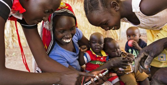 Le Royaume solidaire avec les populations de la République du Soudan du Sud