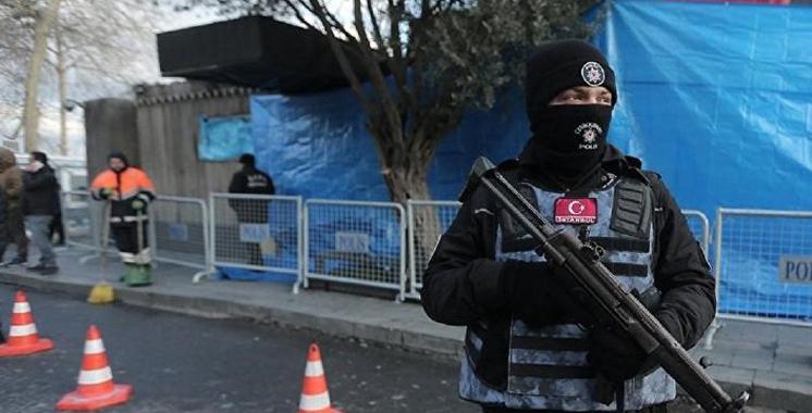 Turquie: arrestation de l'auteur de l'attaque du Nouvel An à Istanbul