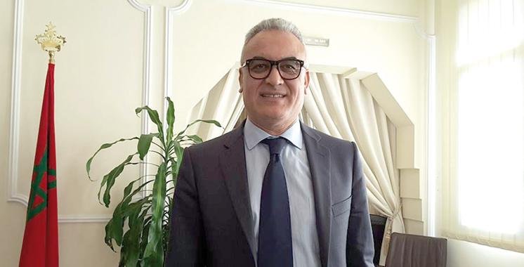 Abdelhamid Aberchane: «Objectif : se maintenir sur le podium»