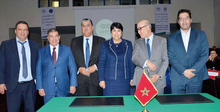Signées entre l'OFPPT, le Conseil régional et l'Université Ibn Zohr: Deux conventions pour la formation à Souss-Massa