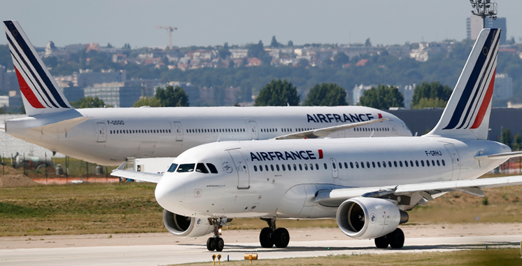 Air France desservira à nouveau Paris-Charles de Gaulle au départ de Marrakech