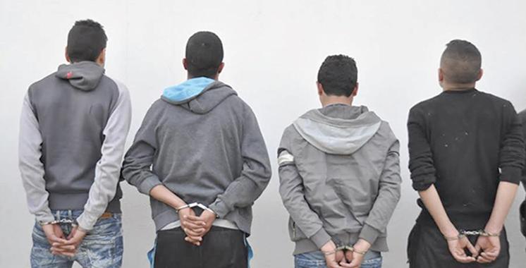 Marrakech : 10 ans de réclusion criminelle pour les membres d'une bande