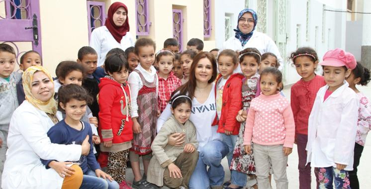 L'association existe depuis 2013: Oum El Ghait accélère ses activités au titre  de la rentrée scolaire 2017-2018