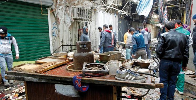 Le Maroc condamne fermement le double attentat terroriste perpétré dans un marché de Bagdad