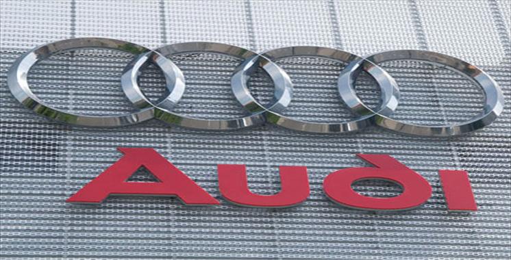 Audi : 1,871 million de véhicules vendus en 2016