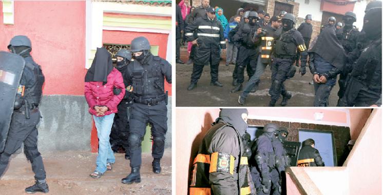 Cellule terroriste démantelée vendredi par le BCIJ: Le passage à l'acte était imminent