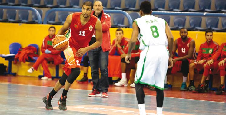 La sélection nationale au dernier carré du Championnat arabe de basket-ball : La performance du Cinq marocain