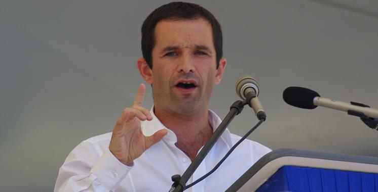 France : Benoît Hamon remporte la primaire de la gauche pour la présidentielle