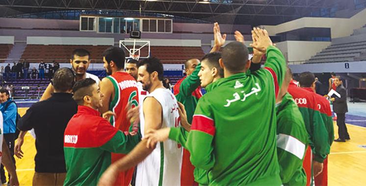 22è Championnat arabe de basket-ball: Large victoire du Maroc face à l'Algérie