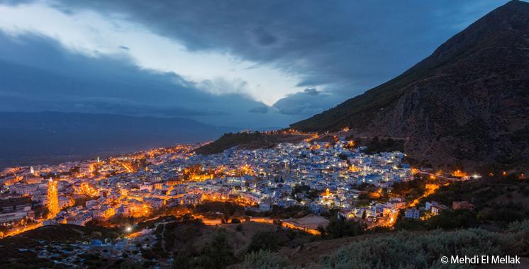 Chefchaouen en tête des destinations touristiques à découvrir en 2017