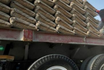 Ciment : Plus de 1,27 million de tonnes écoulées en novembre
