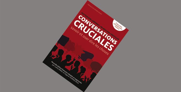 Conversations Cruciales – Savoir et oser dire les choses, de Cathia Birac et Dagmar Doring-Riva