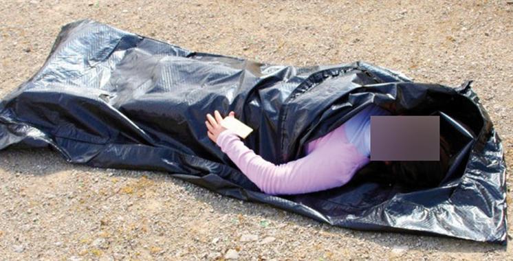 Sidi Bibi : Découverte du cadavre d'une jeune femme dans une forêt