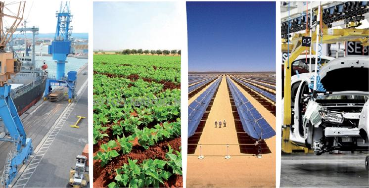 La croissance économique se serait établie à 3,2% au deuxième trimestre : Nette reprise de l'activité agricole à fin juin