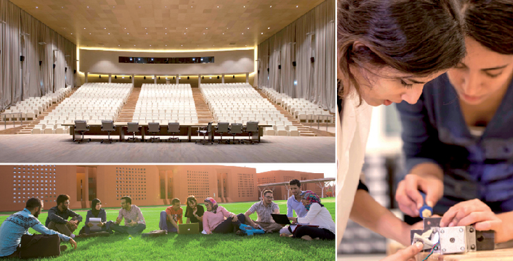 L'Université Mohammed VI Polytechnique veut dynamiser l'écosystème du savoir national