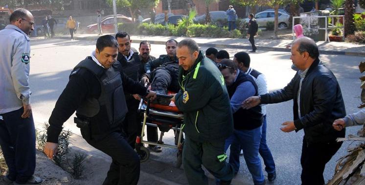Egypte : huit policiers tués au sud-ouest du Caire