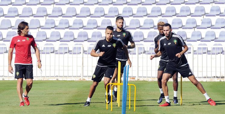 Six joueurs ont plus de 30 ans: Le Maroc compte plus de joueurs âgés